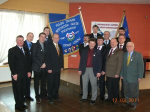 Poświęcenie Sztandaru Okręgu Leszno