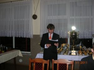 podsumowanie sezonu sekcja Śmigiel 12.11.2011