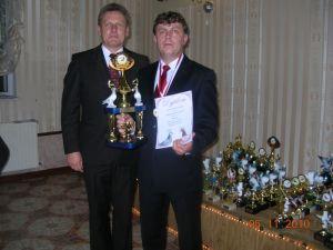 Podsumowanie sezonu oddział Koscian 05.11.2010